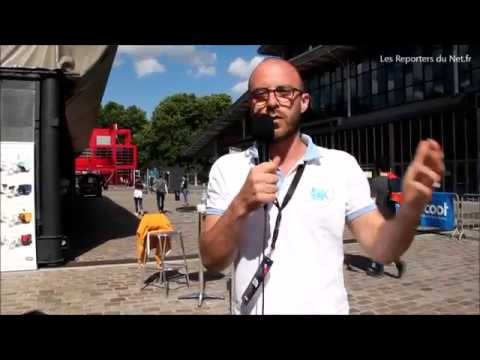K-Ryole - Futur en Seine - La remorque électrique autopropulsée