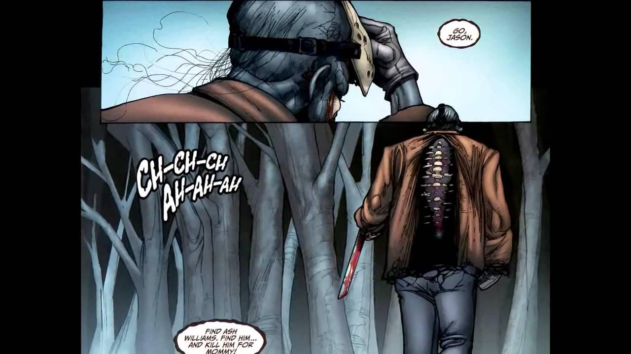 Freddy Vs Jason Ash The Nightmare Warriors