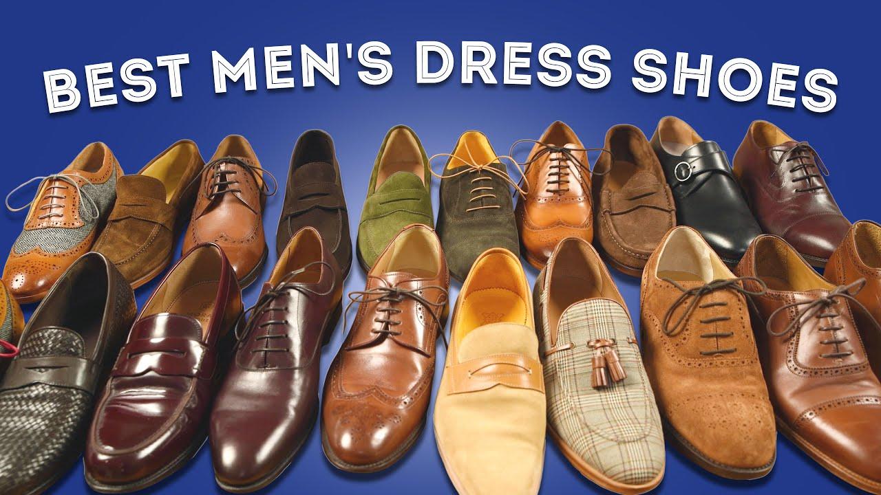Best Men's Dress Shoes, $100-300