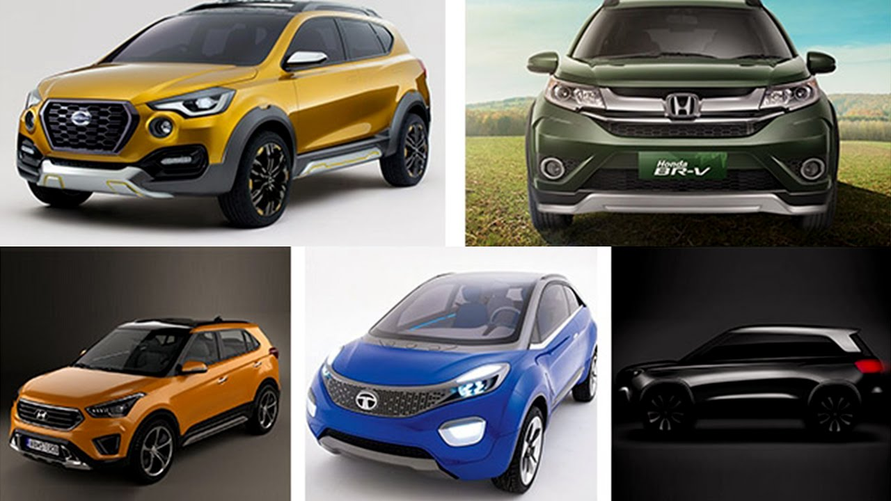 Top 5 Upcoming Compact Suv Crossovers In India