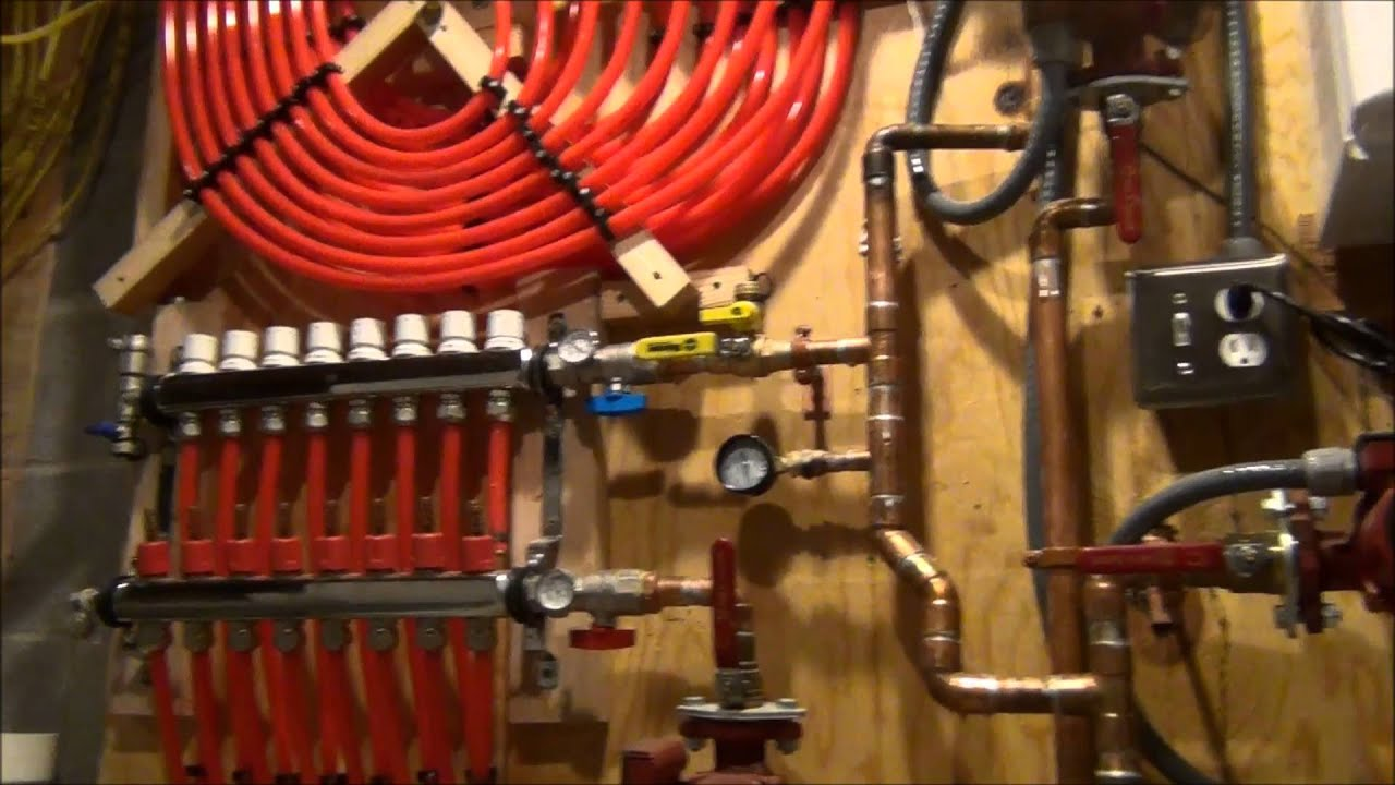 Radiant Heating Youtube