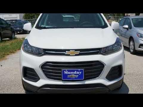 2018 Chevrolet Trax LS In Houston, TX 77090. Munday Chevrolet