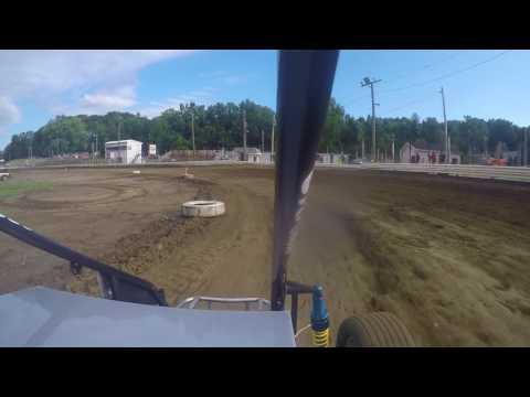 US 24 Speedway Hot Laps Senior Class 7-22-2017
