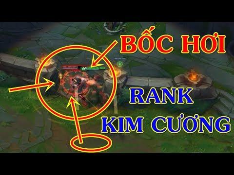 KHA'ZIX RỪNG Một Nhảy Bốc Hơi Khuấy Động Rank Kim Cương | Trâu Best Udyr