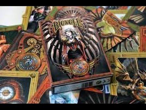Anne Stokes Steampunk Angels Deck Review