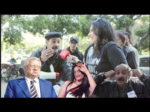"""أشهر مواطن في مصر: مرتضي منصور هيلغي """" بص امك وبلاش من تحت يا حودة """" !!"""