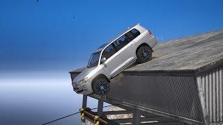 [GTA V Reckless Compilation #30] Mountain CRASH TEST