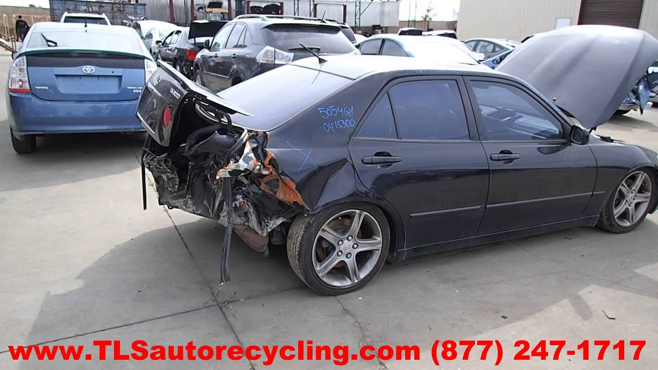 2004 Lexus IS300 Parts For Sale Save up to 60%