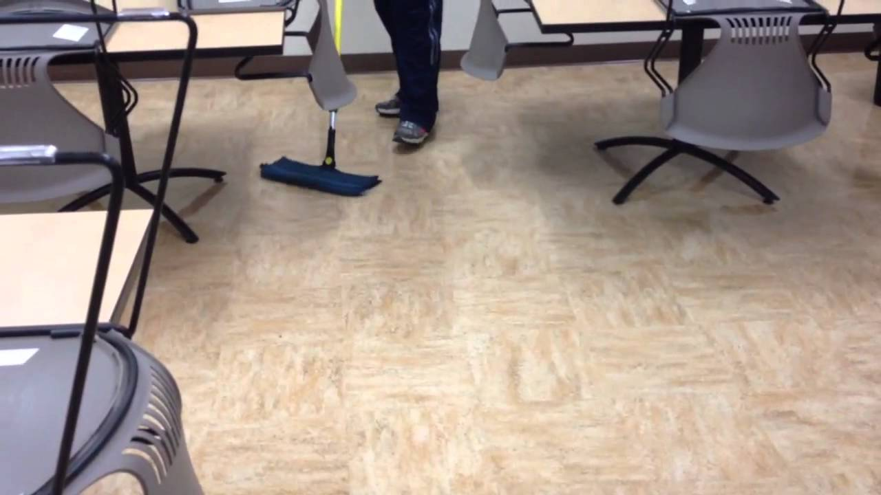 Break Room Flooring : Mopping break room floor youtube
