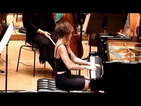 Yuja Wang plays Gluck Melodie dell'Orfeo