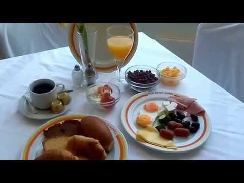 Sun Beach Hotel, Thessaloniki, Greece - The breakfast 1