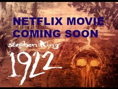 STEPHEN KING NETFLIX ORIGINAL 1922