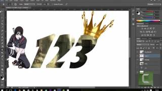 Tutorial Cara membuat Stiker Keren Dengan Adobe Photoshop CS6
