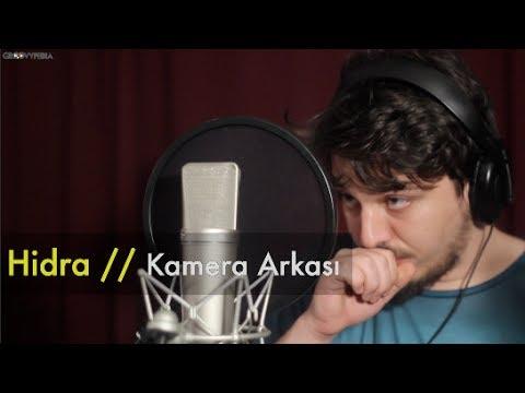 Hidra - Kamera Arkası // Groovypedia Studio Sessions