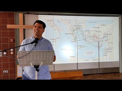 Mission 6 - Wie hat es Paulus gemacht - Gemeinde Jesu bauen mit Paulus in Mutterstadt