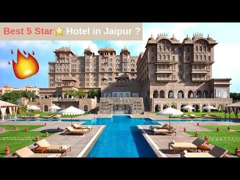 My 2 Day Stay At Fairmont, Jaipur | Best 5* Luxury Hotel | Incredible Experience ! 🔥
