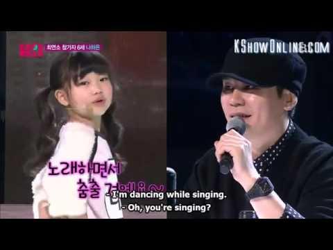 Kpop Star 4, Na Ha Eun Touch My Body(Eng Sub)