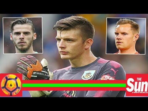 Burnley ace nick pope is officially the best goalkeeper in europe with a staggering 94 per cent sav