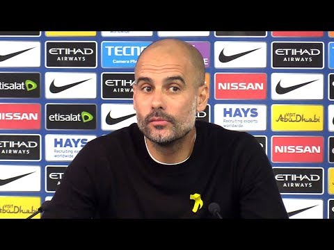 Manchester City 5-0 Swansea - Pep Guardiola Full Post Match Press Conference - Premier League