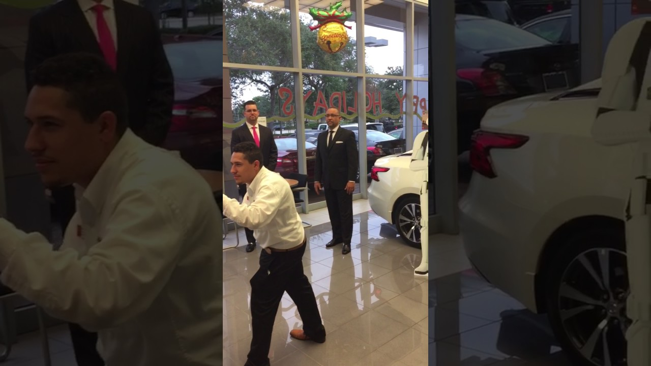 Nissan Coral Springs >> Coral Springs Nissan Star Wars Mannequin Challenge Youtube