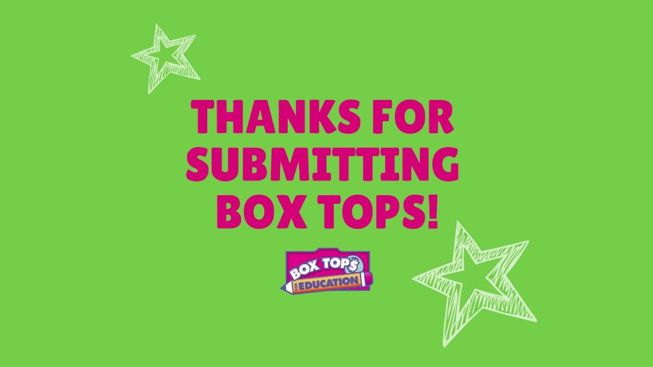 Having trouble accessing the Box Tops submission form? - YouTube
