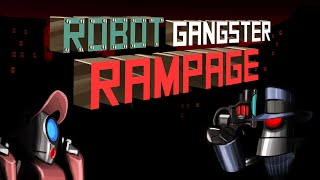 Robot Gangster Rampage - Shooter Game for iPhone and Android