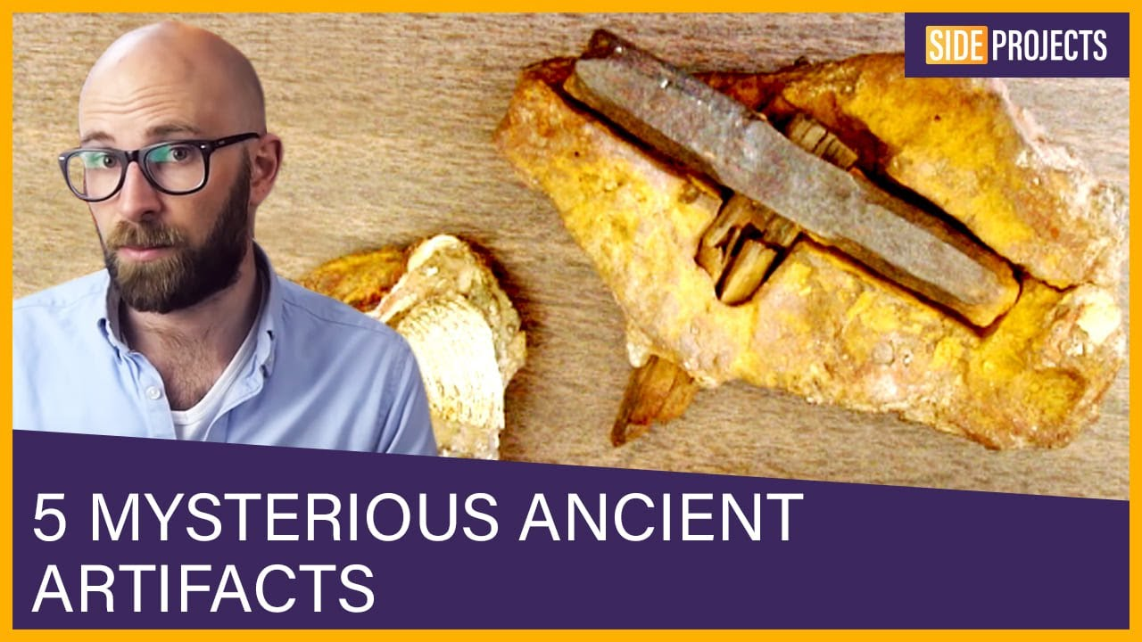 Download Inexplicable Items: 5 Mysterious Ancient Artifacts