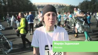 LR Health & Beauty Moscow Marathon 2014