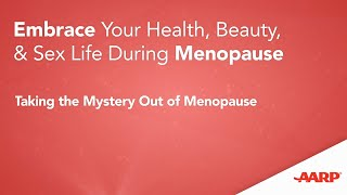 Episode #2 - Taking the Mystery Out of Menopause (March 10, 2021)