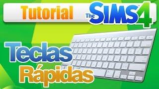 TUTORIAL LOS SIMS 4 - TECLAS RÁPIDAS/ATAJOS DE TECLADO