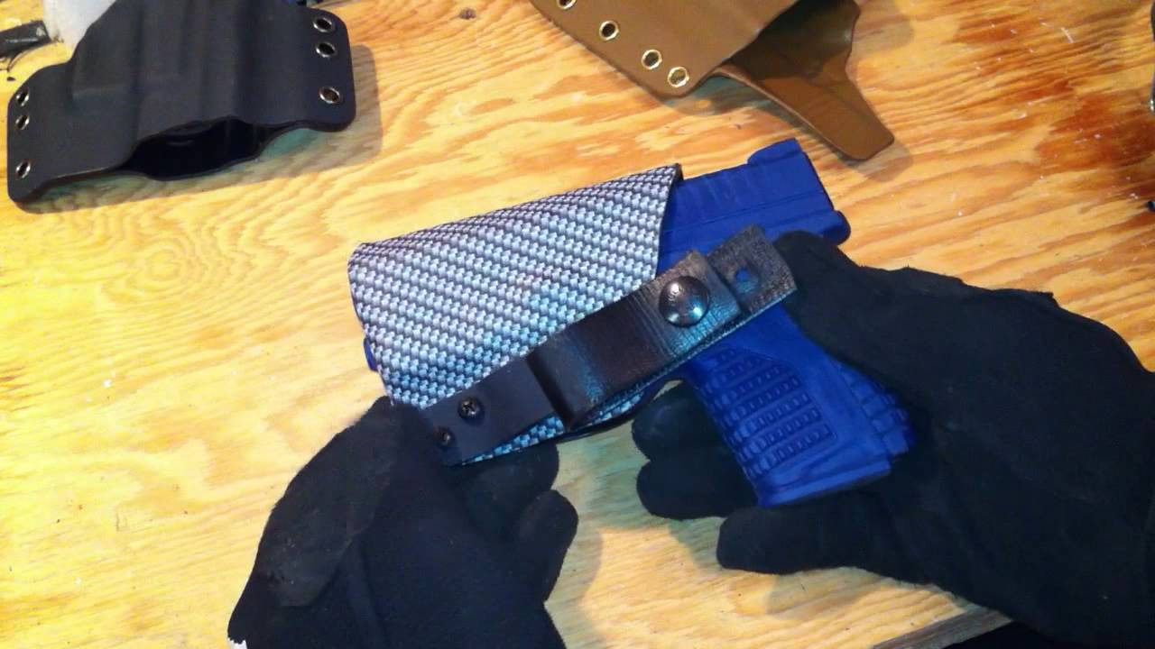 Appendix In Waistband Holster for XDS