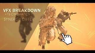 Synergy Differ | VFX Breakdown + Cinematic Pack [MW2]