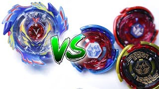 In this episode of beyblade burst battles we put the god layer syst...