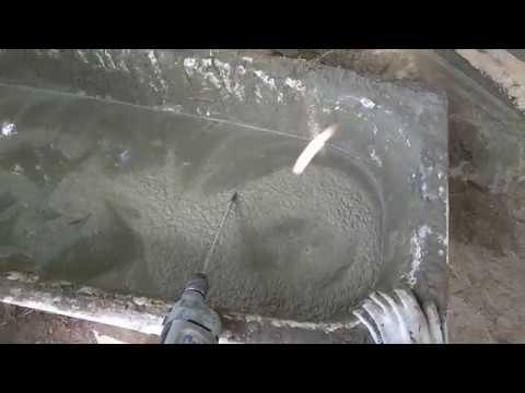 Замес бетона! Сколько песка, цемента, щебня надо?!