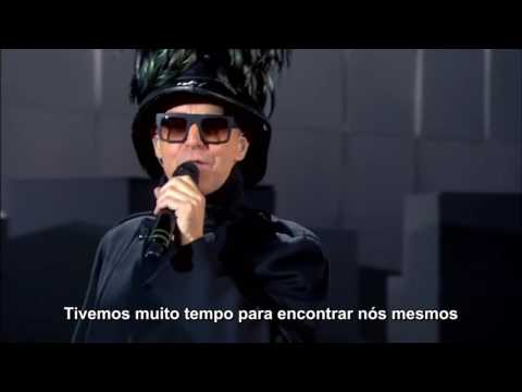 Pet Shop Boys - Being Boring (Live HD) Legendado em PT- BR