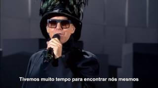 Pet Shop Boys - Being Boring (Live HD) Legendado em PT- BR