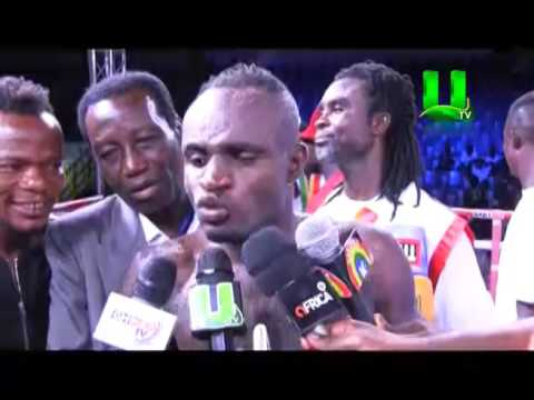 "Ghana's Emmanuel ""Game Boy"" Tagoe wins IBO World Title"