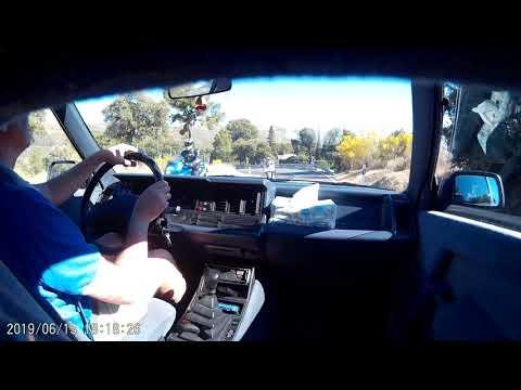 Renault 21 Nevada Vídeo 1