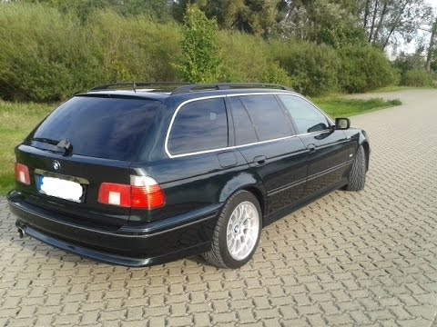 bmw e39 520i touring edition exclusive youtube. Black Bedroom Furniture Sets. Home Design Ideas