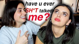 TRUTH OR DRINK WITH REBECCA BLACK
