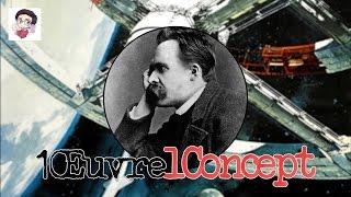 2001, l'Odyssée de l'espace, et le Surhumain de Nietzsche - 01 - #1Œuvre1Concept