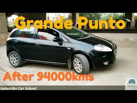 Fiat Grande Punto Diesel | 2008-2013 | Honest Review | After 94000kms | #Car_School