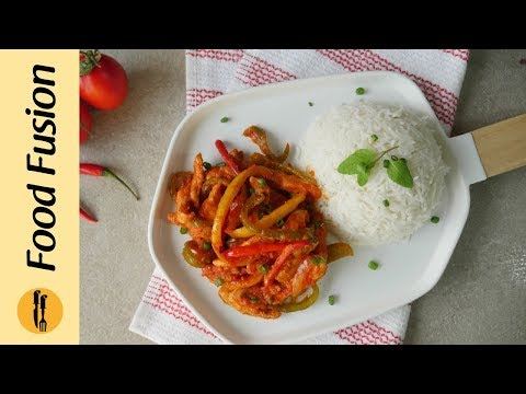 Hot & spicy jalfrezi Recipe By Food Fusion (Ramzan Special)