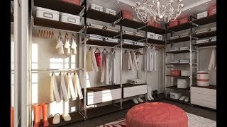 Оформление гардеробной комнаты(, 2015-06-05T13:37:32.000Z)