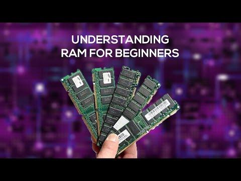 Understanding RAM for beginners