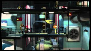 COUNTERSPY TRAILER #PlayStationGC