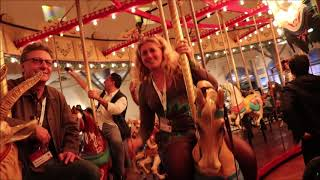 Merry - Go - Round Carousel Fun At AFM