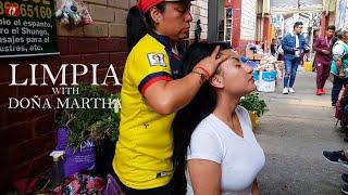 ASMR Martha PANGOL, HEAD + NECK MASSAGE, SPIRITUAL CLEANSING, LIMPIA, pembersihan spiritual, Oharai
