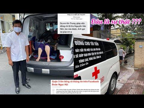 Sự thật trong thư của ông Đoàn Ngọc Hải gửi bí thư TP HCM việc người bệnh không được cấp cứu