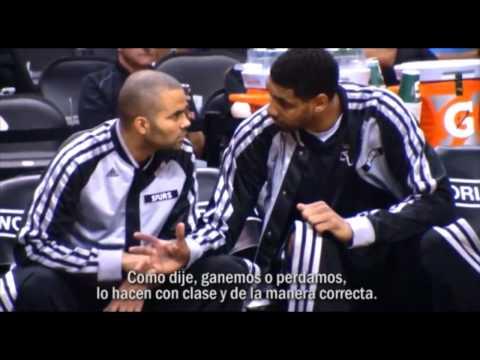 San Antonio Spurs SUBTITULADO